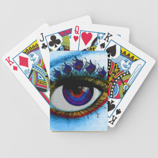 royale peacock playing cards