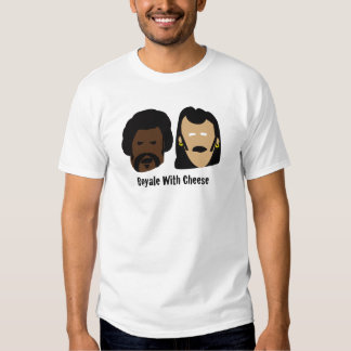 Royale with Cheese Tee Shirts