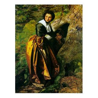 Royalist de John Everett Millais Postales