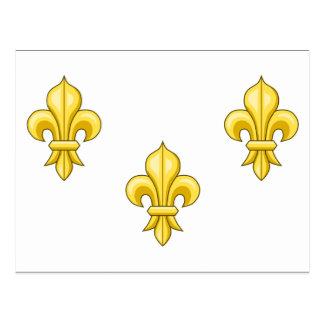 Royalist Francia, Francia Postal