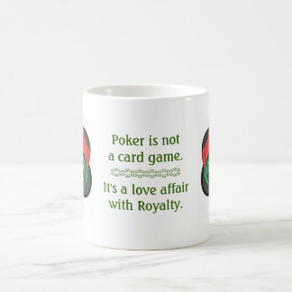 Royality Poker Mug