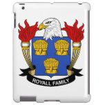 Royall Family Crest