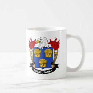 Royall Family Crest Coffee Mug