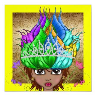 Royally Express Yourself - SRF Invitation