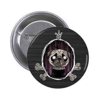 _royally pugged button