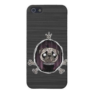 _royally pugged iPhone SE/5/5s case