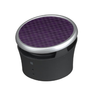 Royally Purple in Plaid Speaker