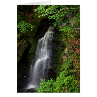 Royalston Falls Waterfall Card