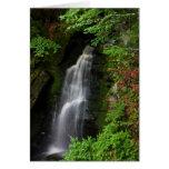 Royalston Falls Waterfall Greeting Card