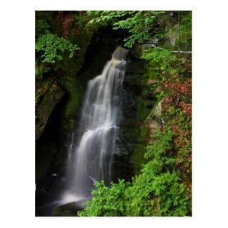Royalston Falls Waterfall Postcard