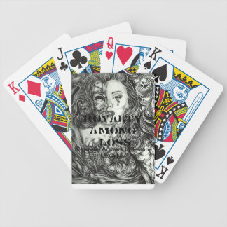 Royalty Among Loss Bicycle deck Bicycle Playing Cards