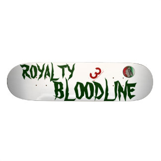 ROYALTY BLOODLINE SKATEBOARD DECK