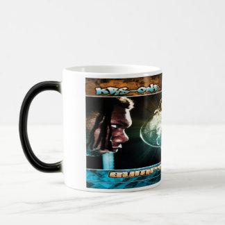 Royalty Check (KRS-One / Bumpy Knuckles) Mug.