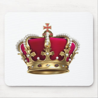 Royalty Crown Mouse Pad