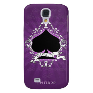 ROYALTY Design Samsung Galaxy S4 Cover