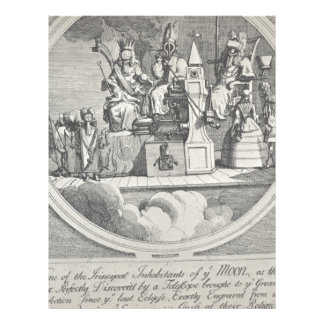 Royalty, Episcopacy and Law by William Hogarth Letterhead