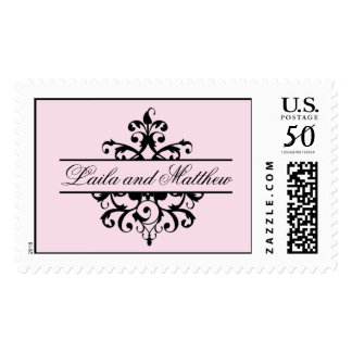 Royalty Filigree Stamp