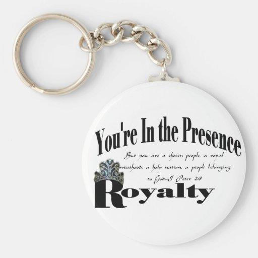 Royalty Keychains