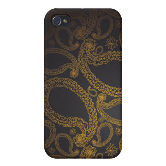 Royalty Paisely iPhone 4 Case
