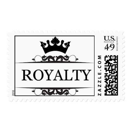 Royalty Postage
