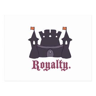 Royalty Postcard