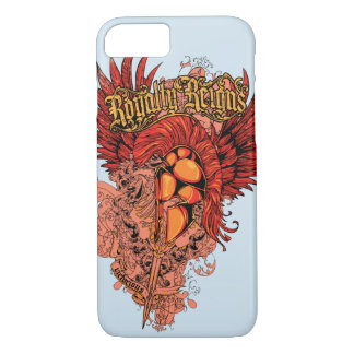 Royalty Reigns Glossy Phone Case