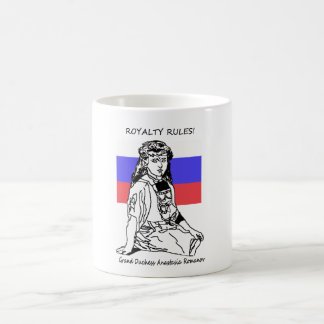 Royalty Rules! Anastasia Romanov Mug
