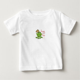 Royalty Rules Frog Prince Baby Fine Jersey T-Shirt