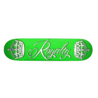 Royalty Skateboard Deck Green