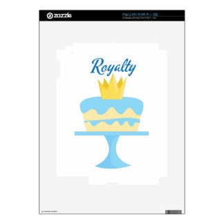 Royalty Skins For iPad 2