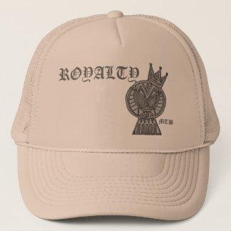ROYALTY SKULL TRUCKER HAT