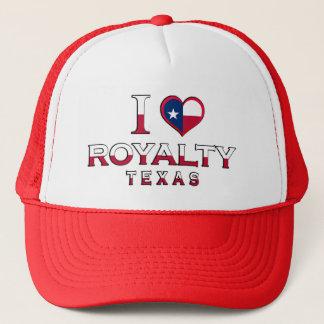 Royalty, Texas Trucker Hat