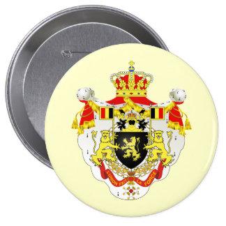 Royaume de Belgique , Belgium Button