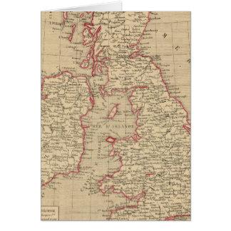 Royaume Uni, Angleterre, Ecosse Cards