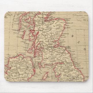 Royaume Uni, Angleterre, Ecosse Mouse Pad