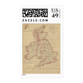 Royaume Uni, Angleterre, Ecosse Stamps