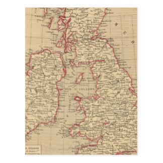 Royaume Uni, Angleterre, Ecosse Postcard