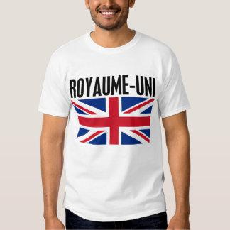 Royaume-Uni (United Kingdom) Tee Shirt