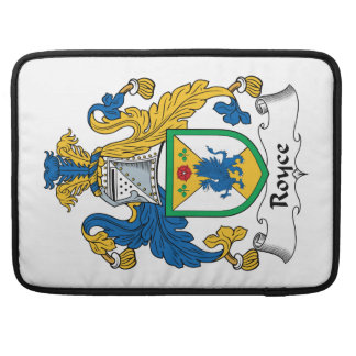 Royce Family Crest Sleeve For MacBook Pro