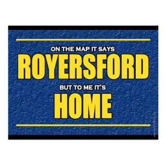 Royersford... Postcard