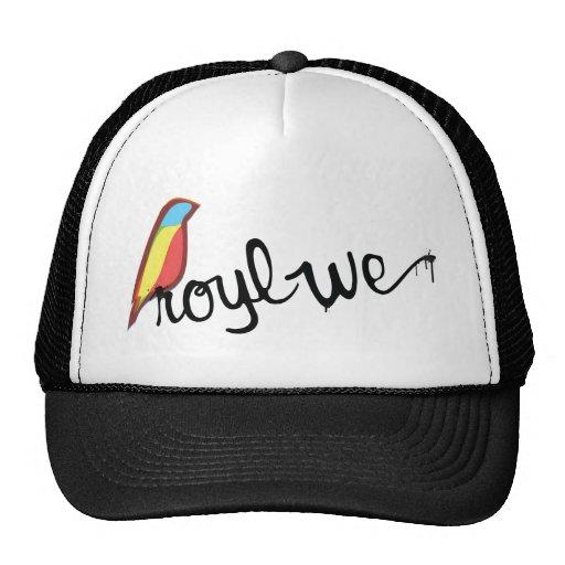 Royl nosotros gorras de camionero