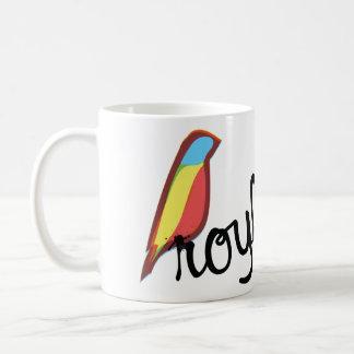 Royl nosotros taza de café