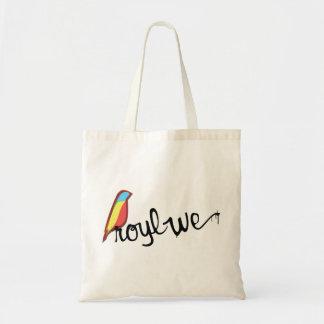 Royl We Budget Tote Bag