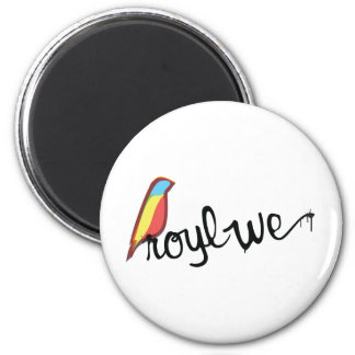 Royl We Magnet