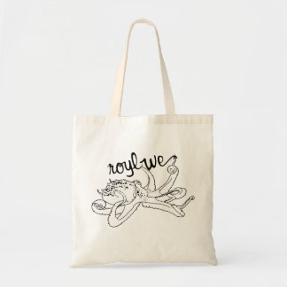 Roylwe Octo Tote Bag