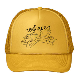 Roylwe Octo Trucker Hat