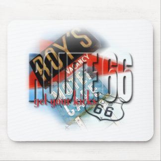 Roy's Cafe Motel - Route 66 Mouse Pad