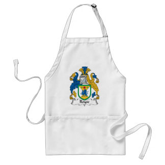 Royse Family Crest Aprons