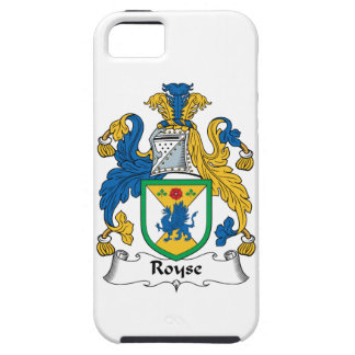 Royse Family Crest iPhone 5/5S Cases