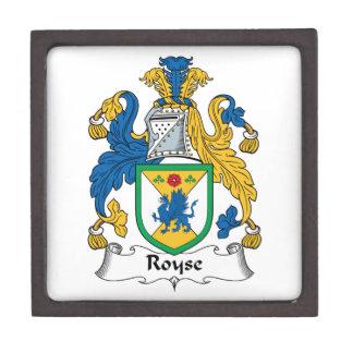 Royse Family Crest Premium Gift Box